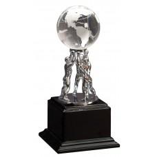 EX001 Crystal Globe